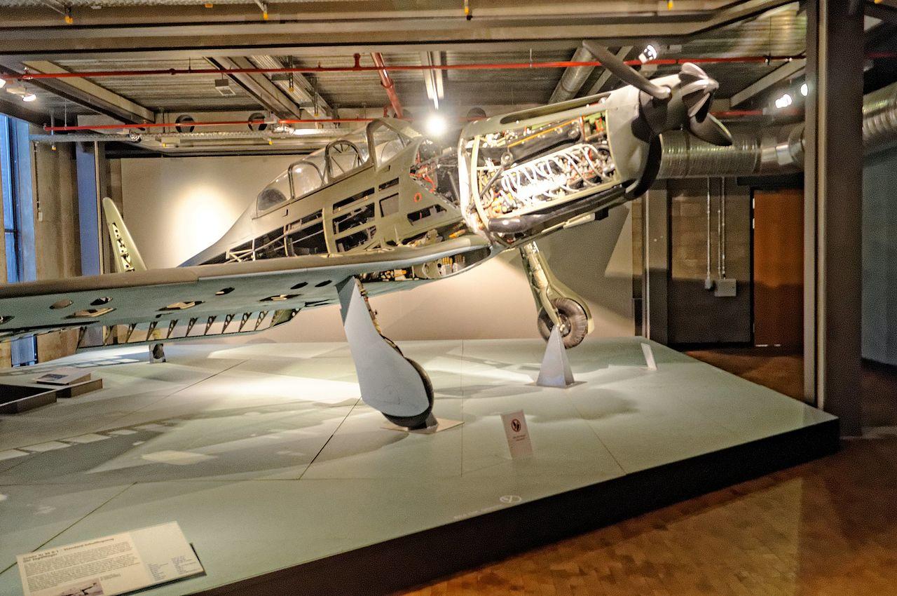 Немецкий технический музей в Берлине, экспонат