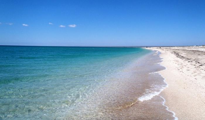19 красивейших секретных пляжей Евразии 19 Песчаная коса Беляус.jpg