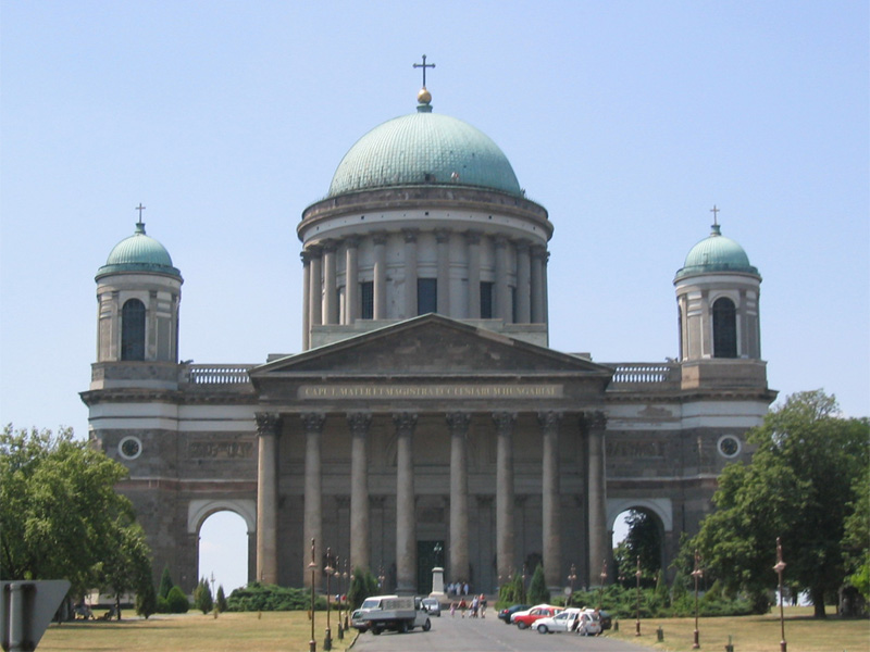 Базилика Св. Адальберта в Эстергоме
