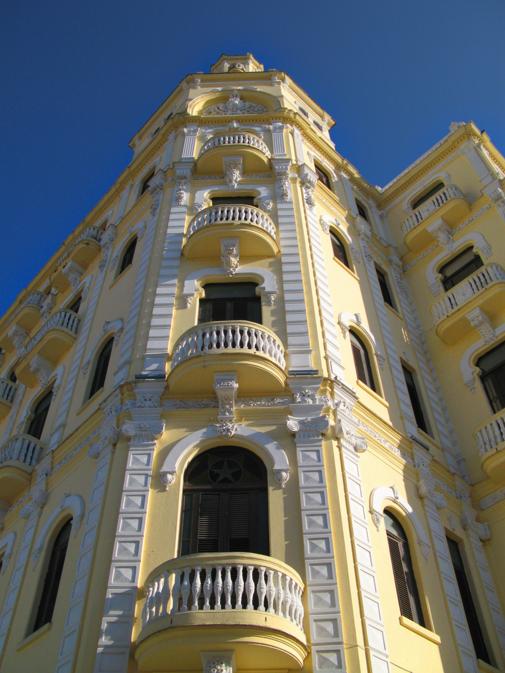 Здание в районе Старая Гавана