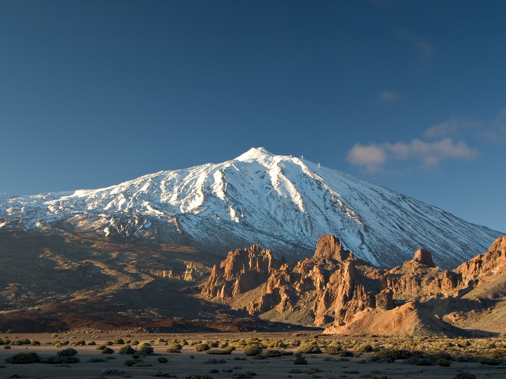 Национальный парк Тейде, вулкан Тейде