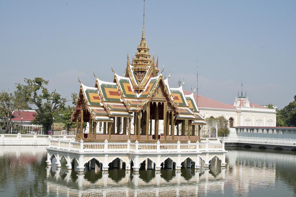 Дворцовый комплекс Банг Па-Ин