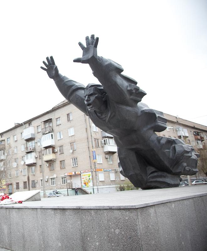 Памятник Паникахе