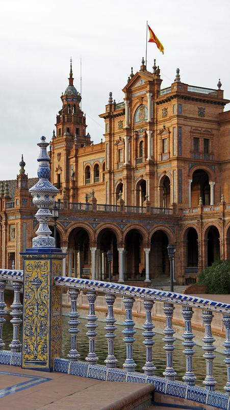 Архитектура Севильи, Испания