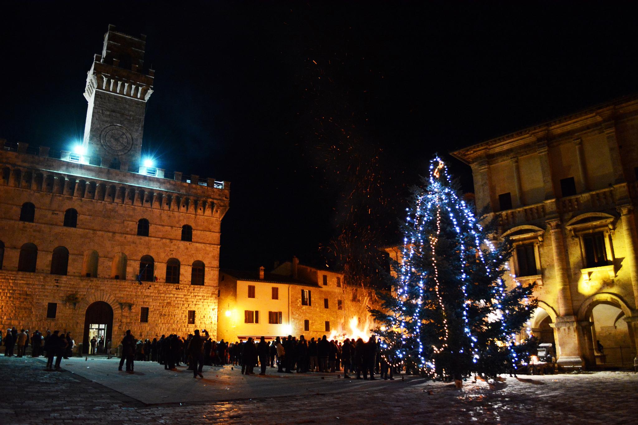 Новый год в Италии (Риме)