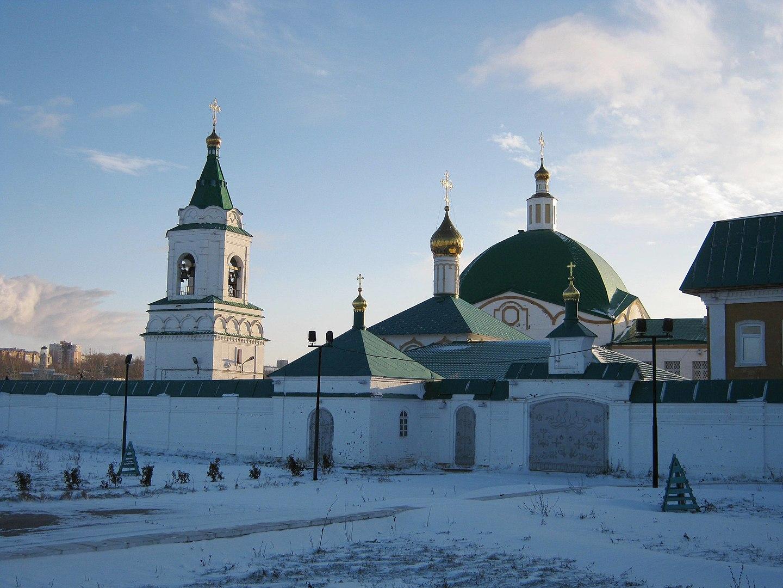 Свято-Троицкий монастырь в Чебоксарах