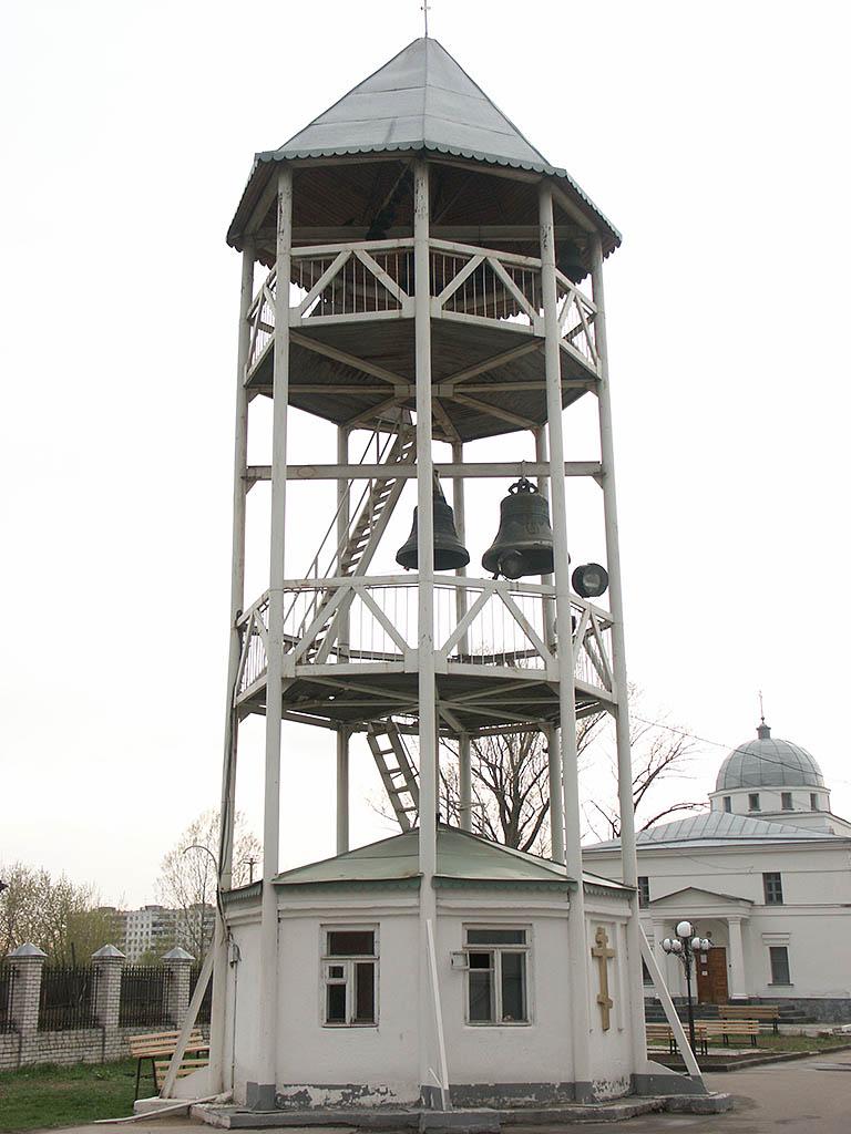 Спасский Староярмарочный собор в Нижнем Новгороде, колокола