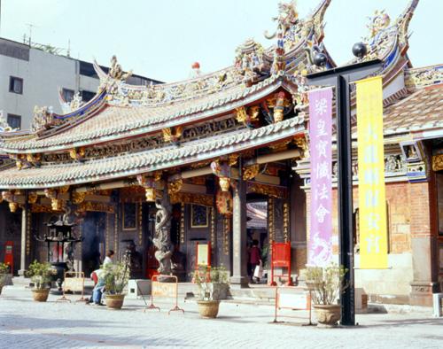 Бао-храм, Тайбэй