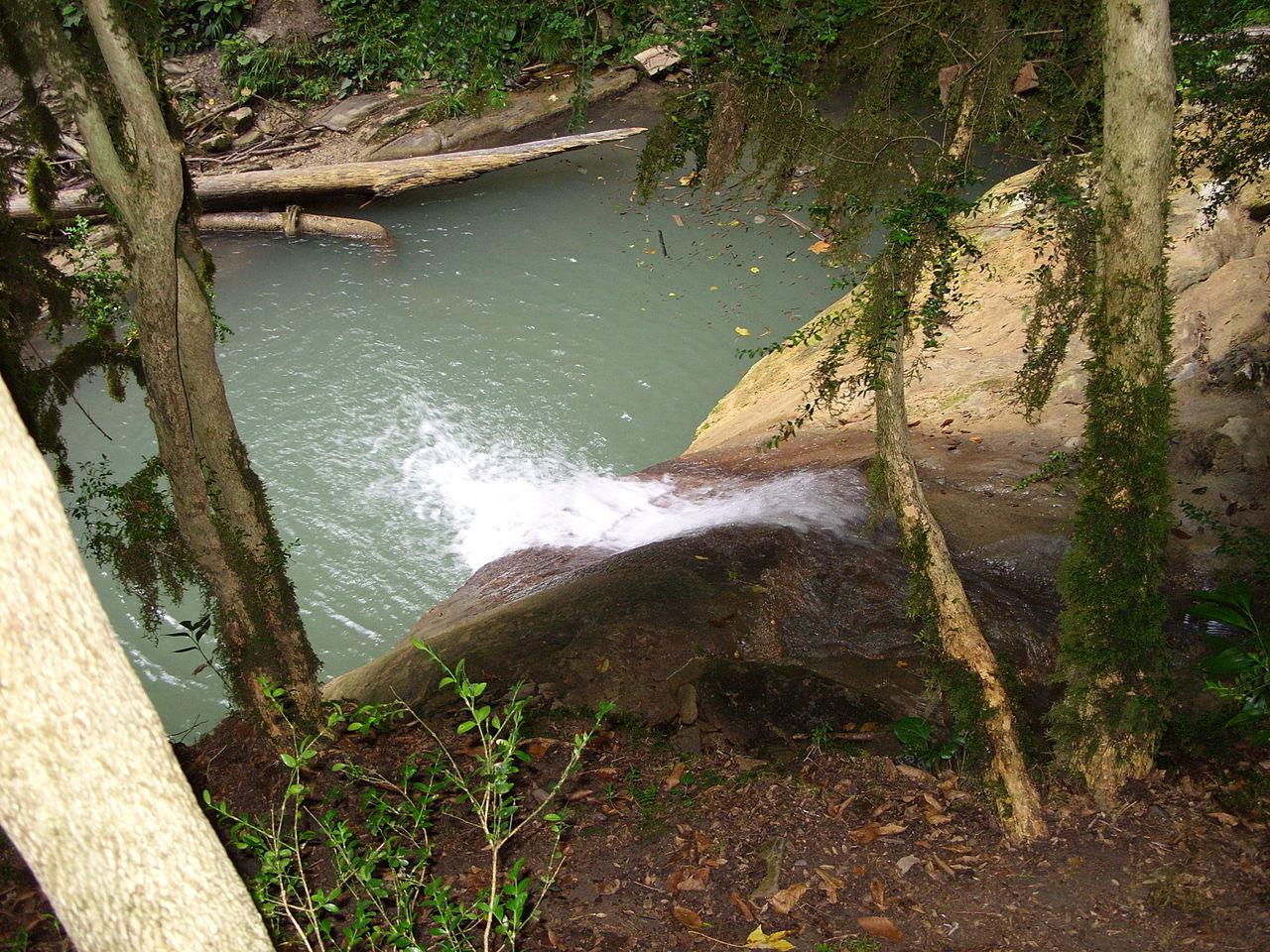 Каскад Тридцать три водопада, Сочи