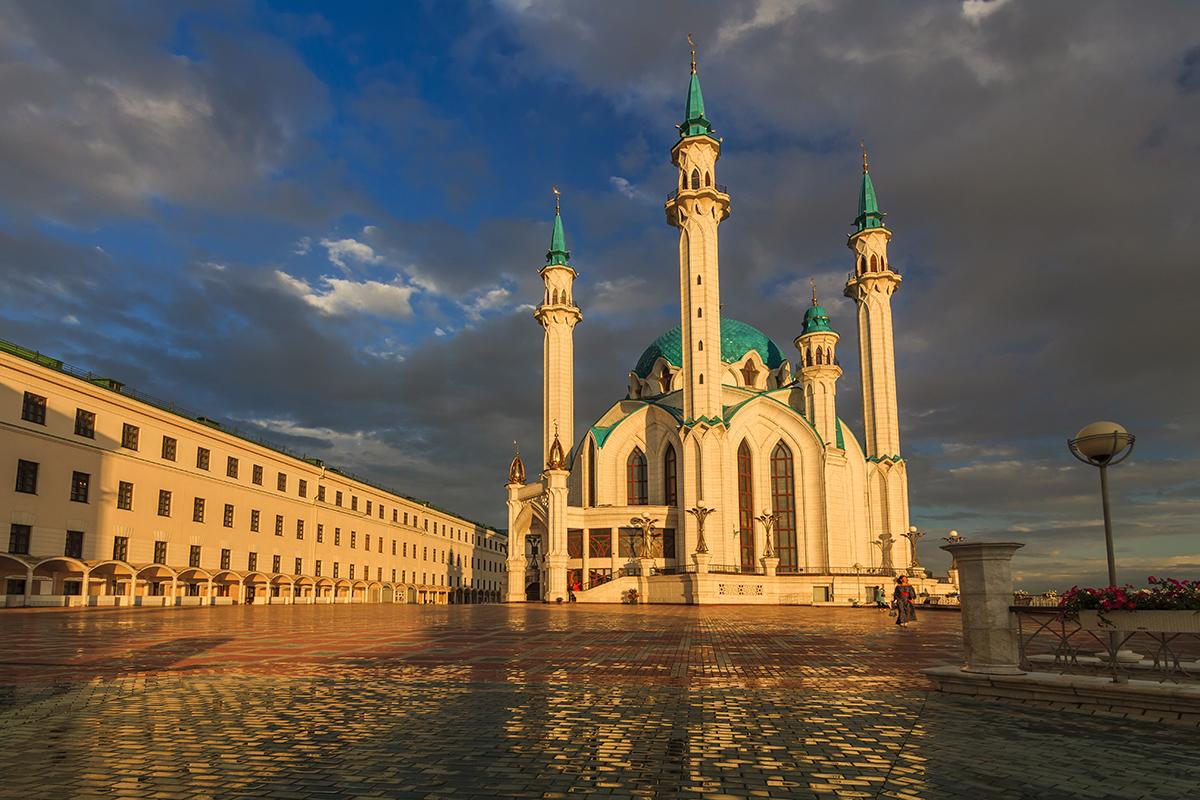 Кул-Шариф, главная джума-мечеть республики Татарстан и Казани