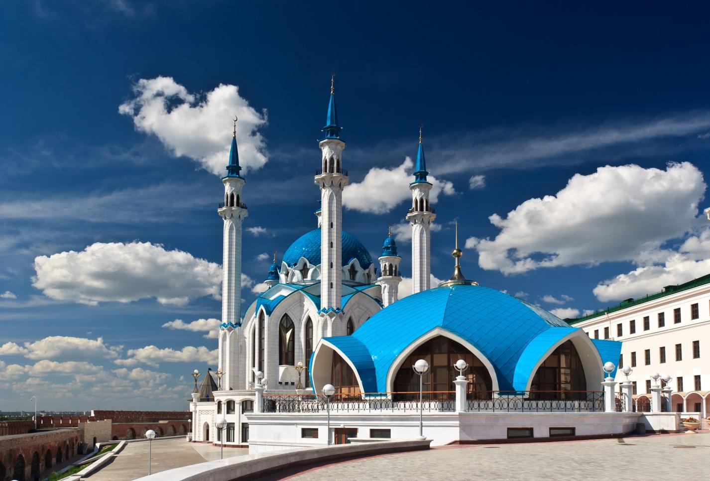 Обои Татарстан, кул шариф, мечеть, Казань. Города foto 13