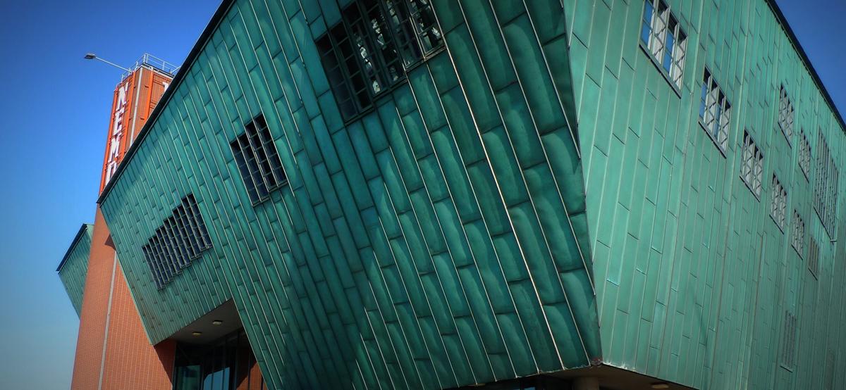Музей NEMO в Амстердаме