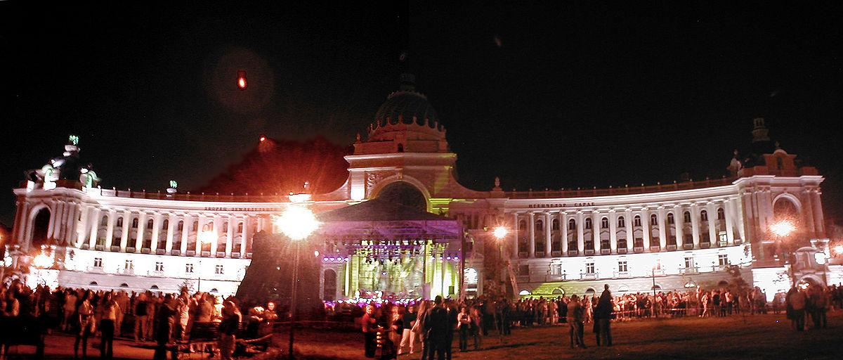 Оперный фестиваль «Казанская осень»