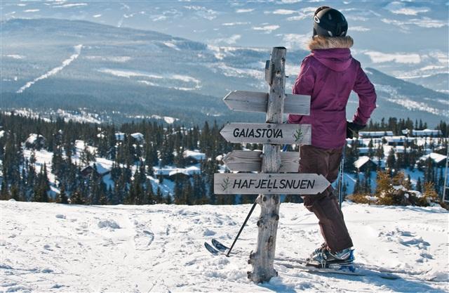 Катание на лыжах, Хафьель, Норвегия.jpg