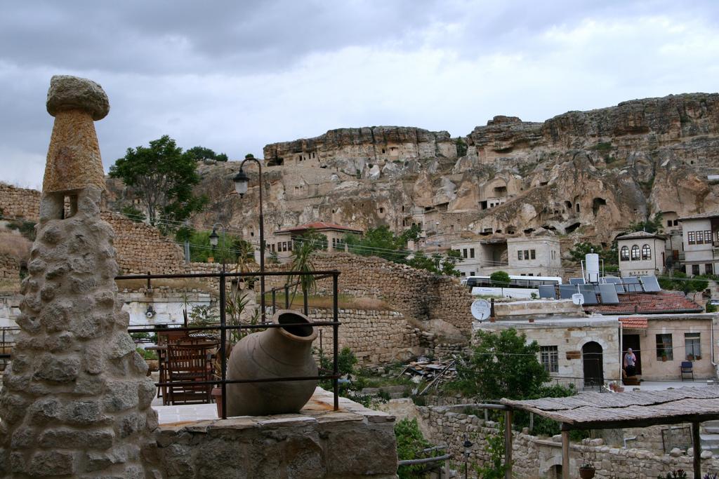 Ургюп, город в центральной части Турции
