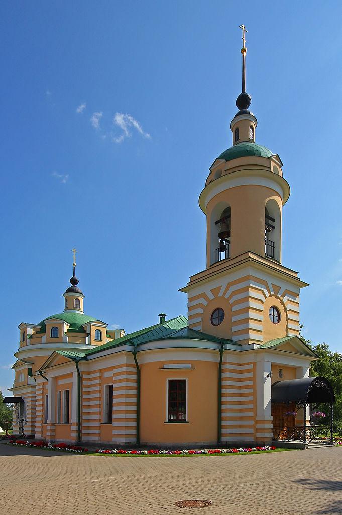 Аносин Борисоглебский монастырь, Троицкий собор
