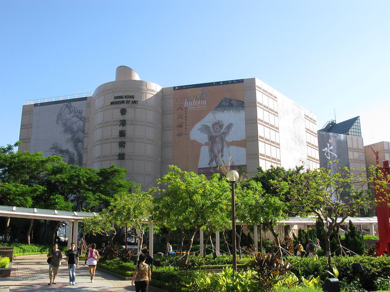 Гонконгский музей искусств, Китай