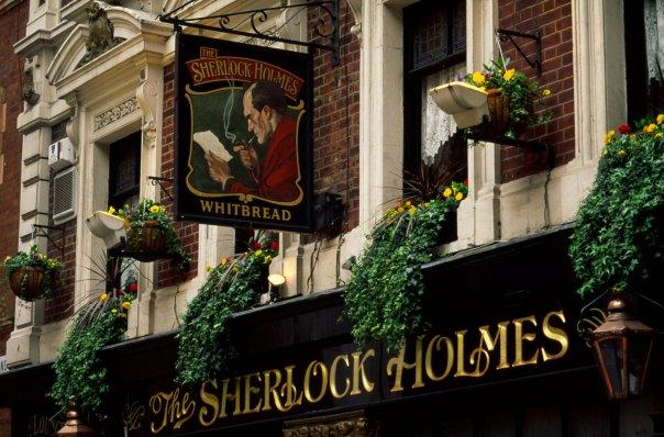 Дом-музей Шерлока Холмса на Бейкер-стрит.jpg