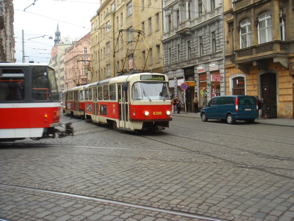 Нове-Место, исторический район Праги