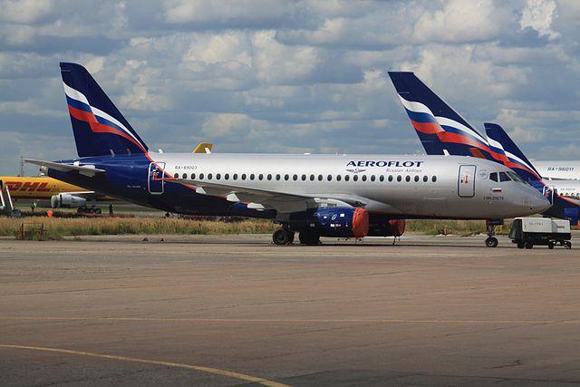 В Москве совершил экстренную посадку «суперджет».jpg