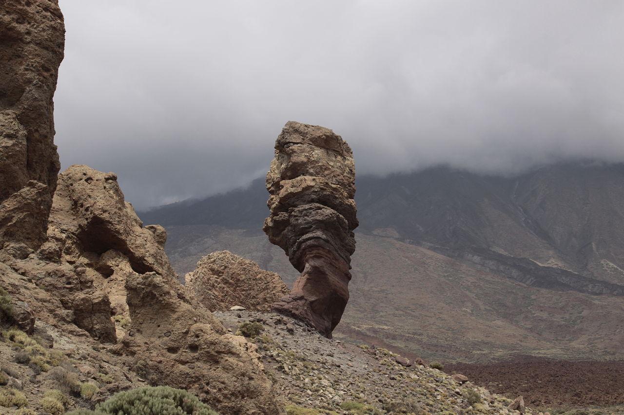 Национальный парк Тейде, скала Лос-Рокес-де-Гарсия
