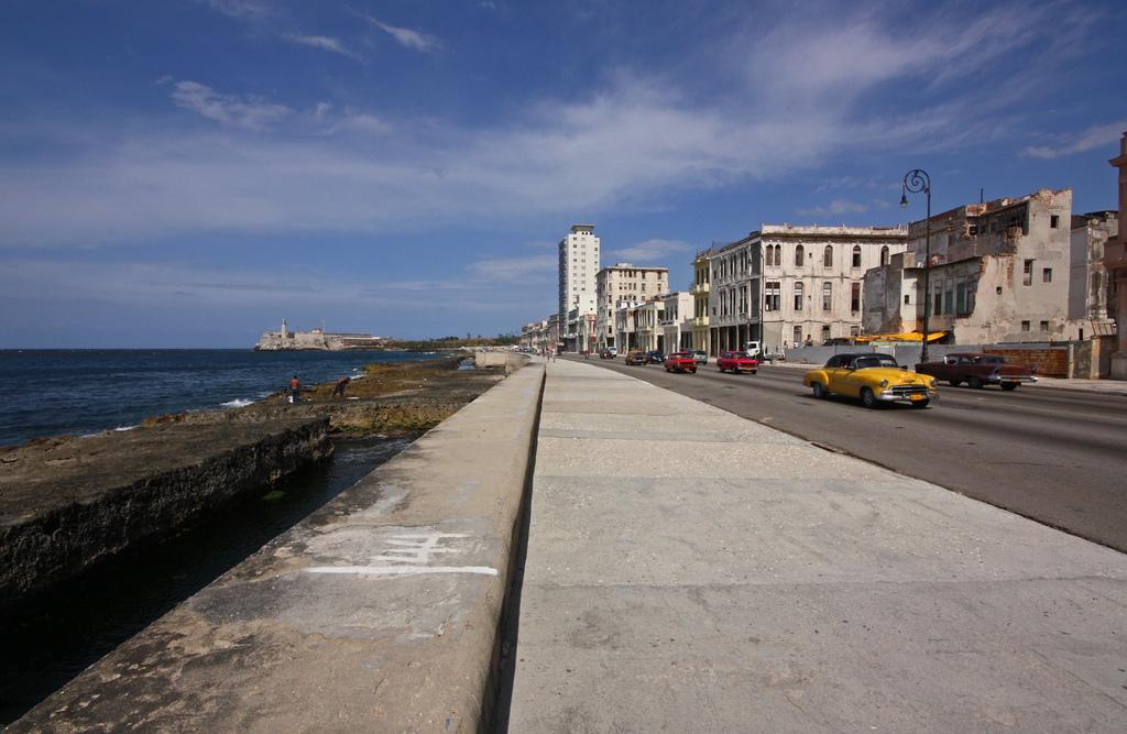 Набережная Малекон, Гавана