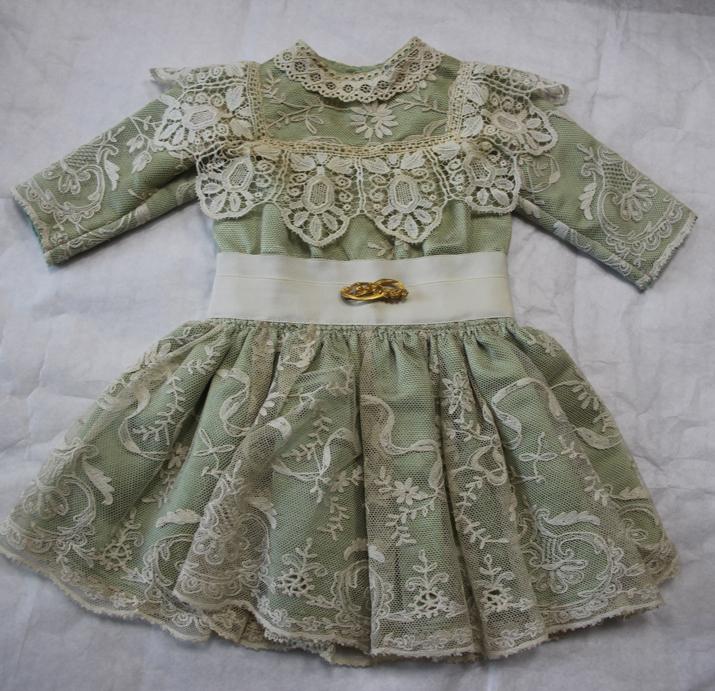 Платье для куклы, Музей декабристов, Иркутск