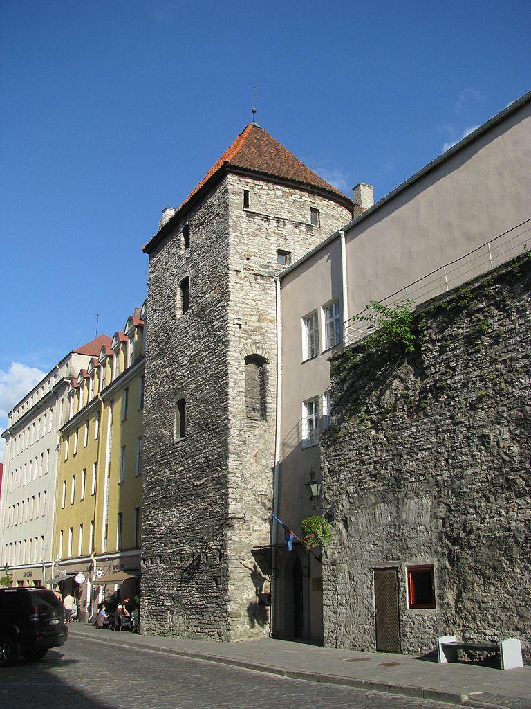 Башня Ассауве, Таллин