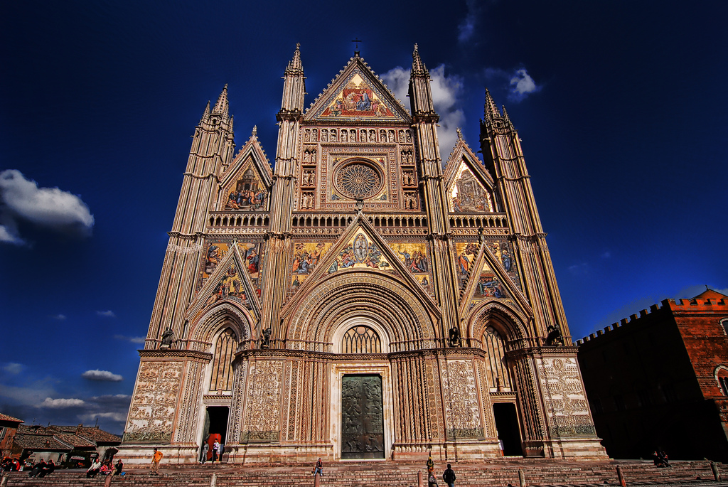 The cheapest accommodation in Orvieto