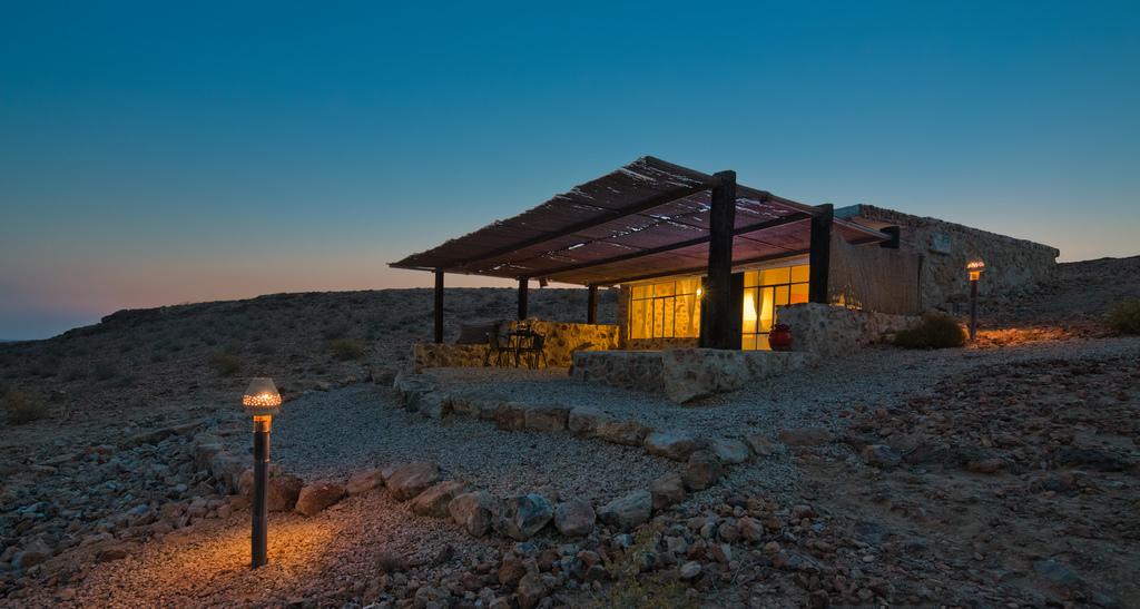 Маленькие апартаменты, Пустыня Негев