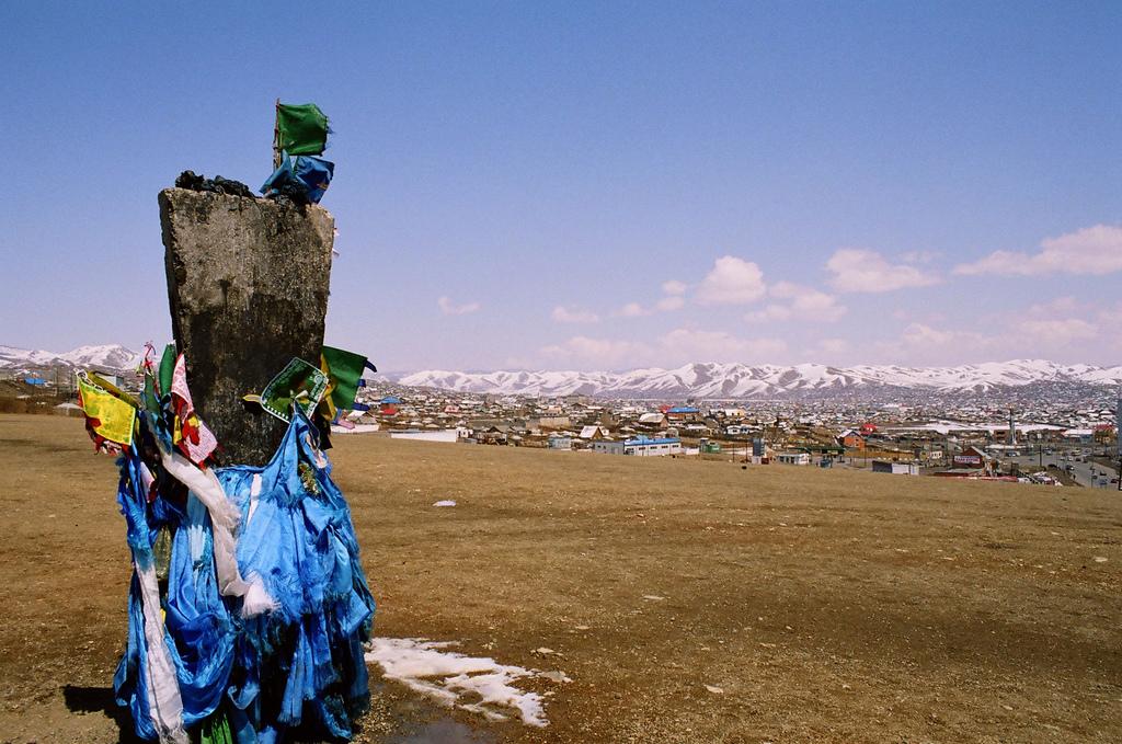 mongols essay
