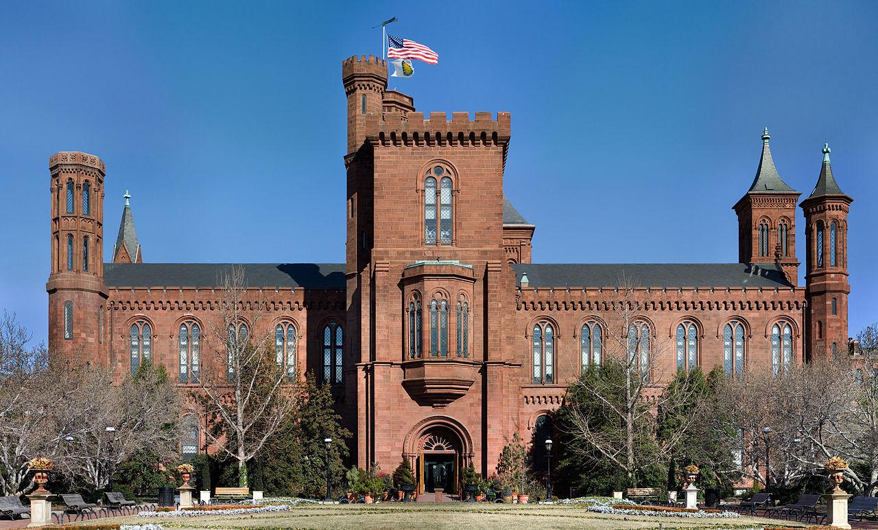 Смитсоновский институт, Вашингтон