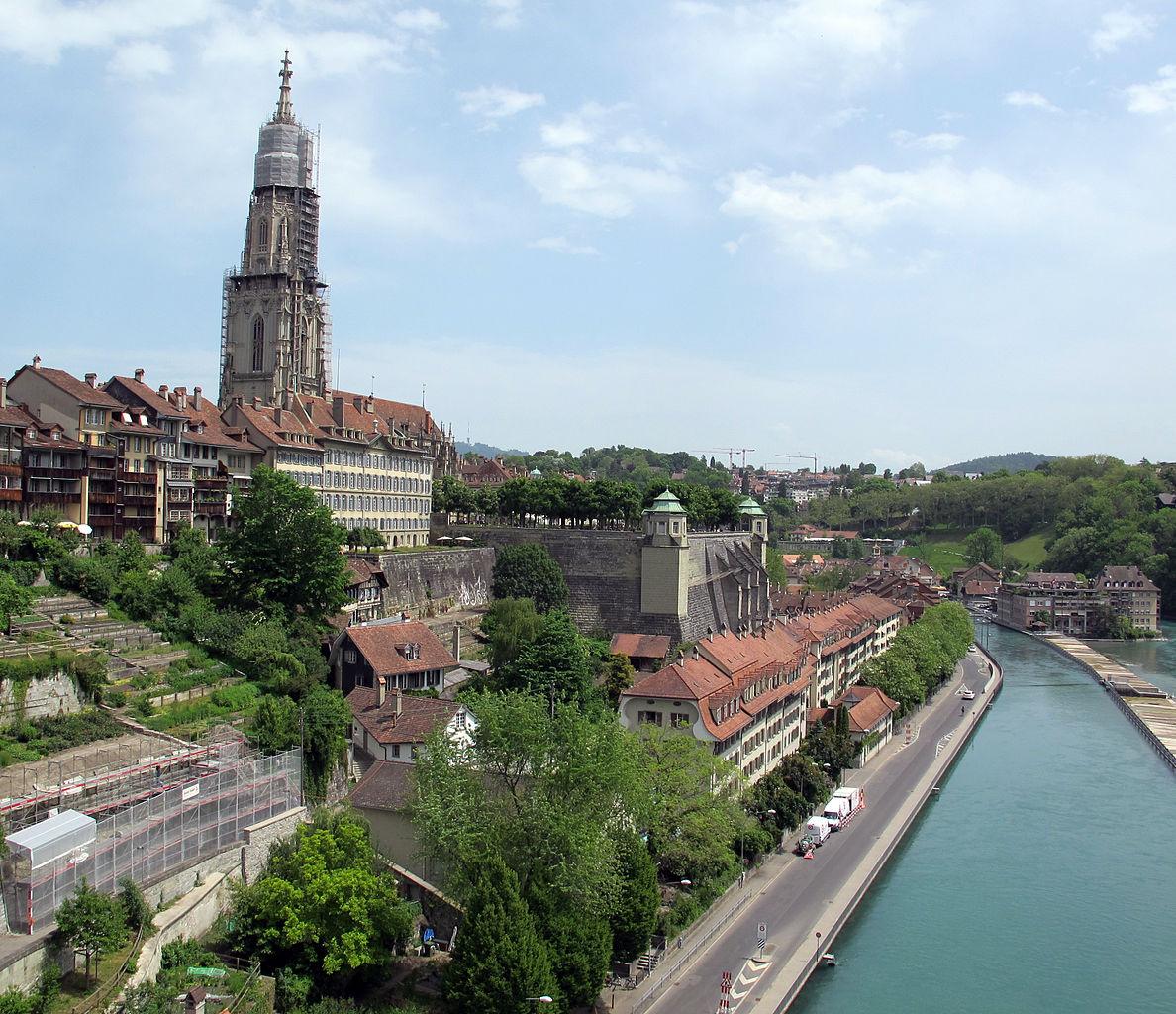 Старый город Берна, Швейцария