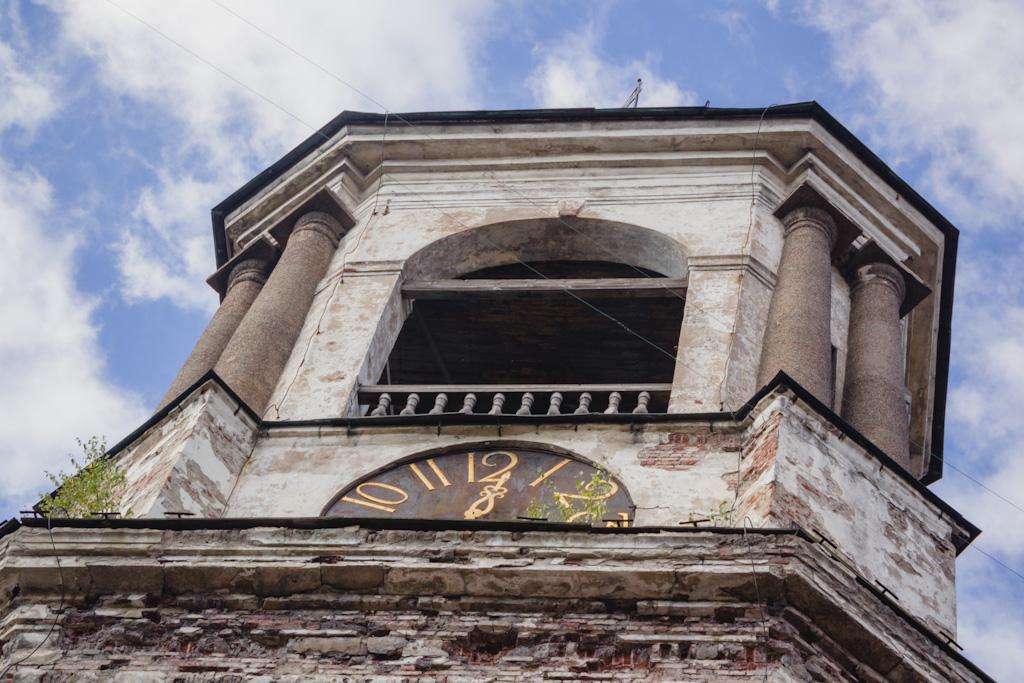 Часовая башня в Старом городе, Выборг
