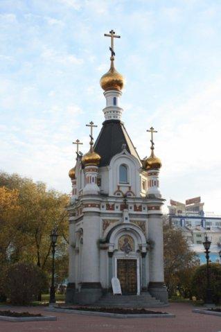 Часовня Святой Екатерины в Екатеринбурге.jpg