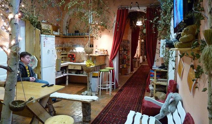 5 симпатичных и недорогих отелей в Праге ArtHarmony Pension 4.jpg