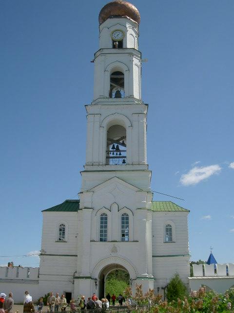 Вход в Раифский монастырь, Казань