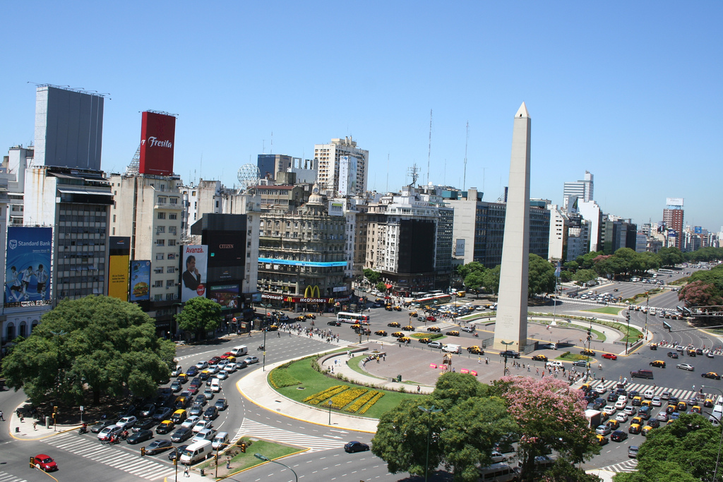 an overview of the city of buenos aires in argentina Buenos aires - economy: heavy industry has grown much faster in metropolitan buenos aires than elsewhere in argentina the buenos aires city airport.