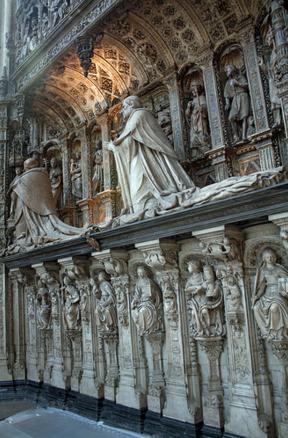Руанский собор, скульптуры