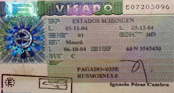 важно, чтобы на сколько испания дает визу для