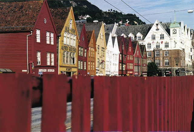 Берген верфь, Норвегия