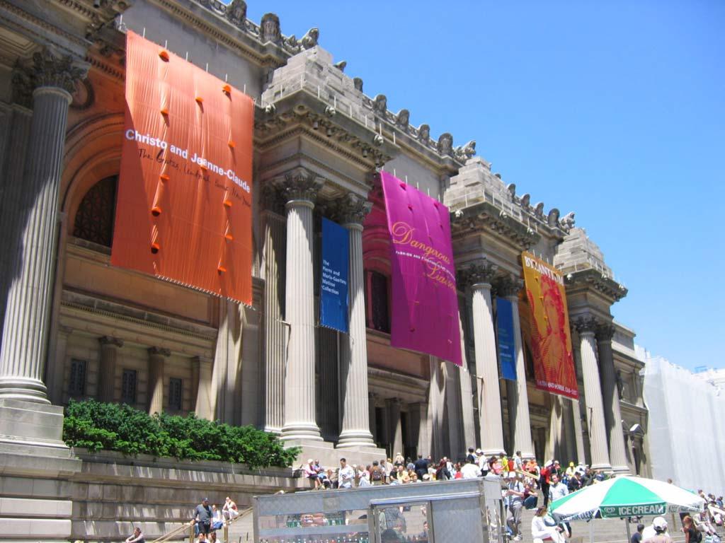 Метрополитен-музей вНью-Йорке