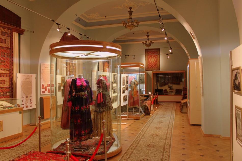 Музей истории Азербайджана, экспозиция