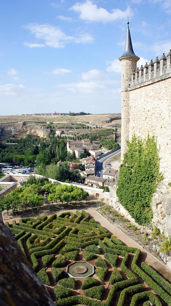 Стены Сеговии