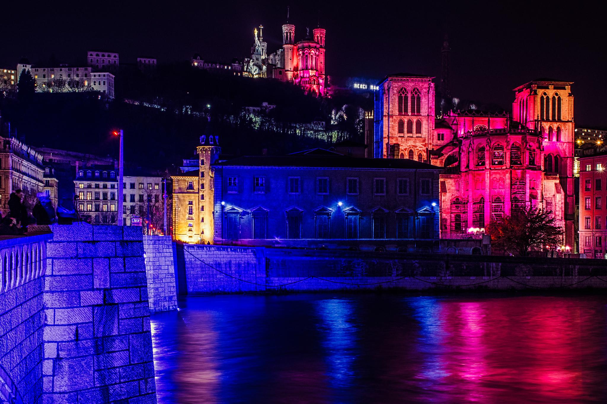 Фестиваль в Лионе