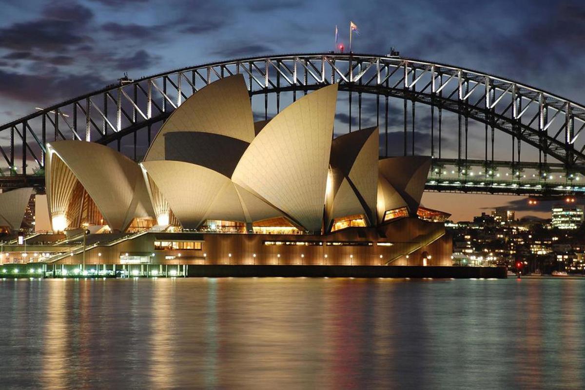 Сидней достопримечательности фото