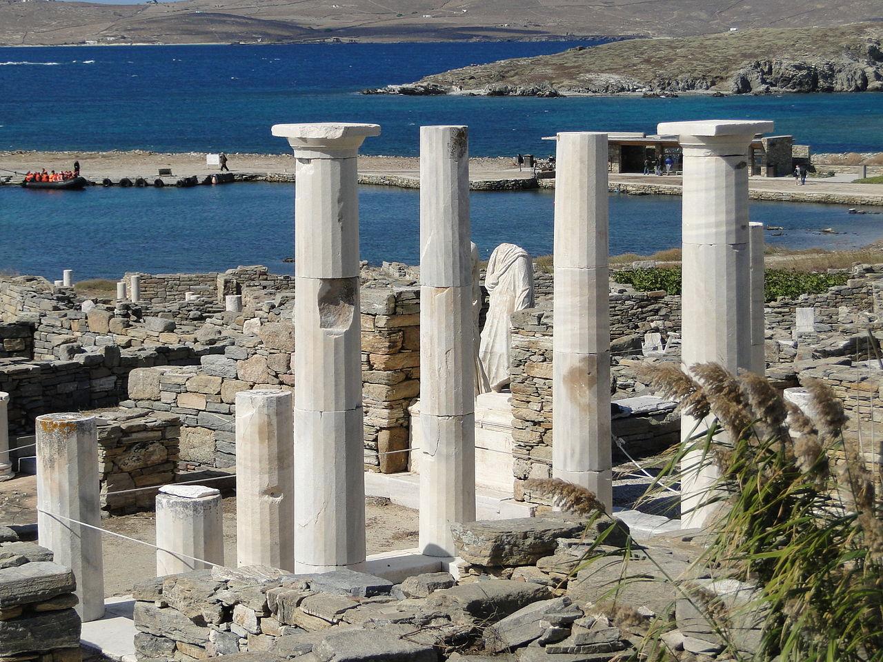 Делос; дом Клеопатры