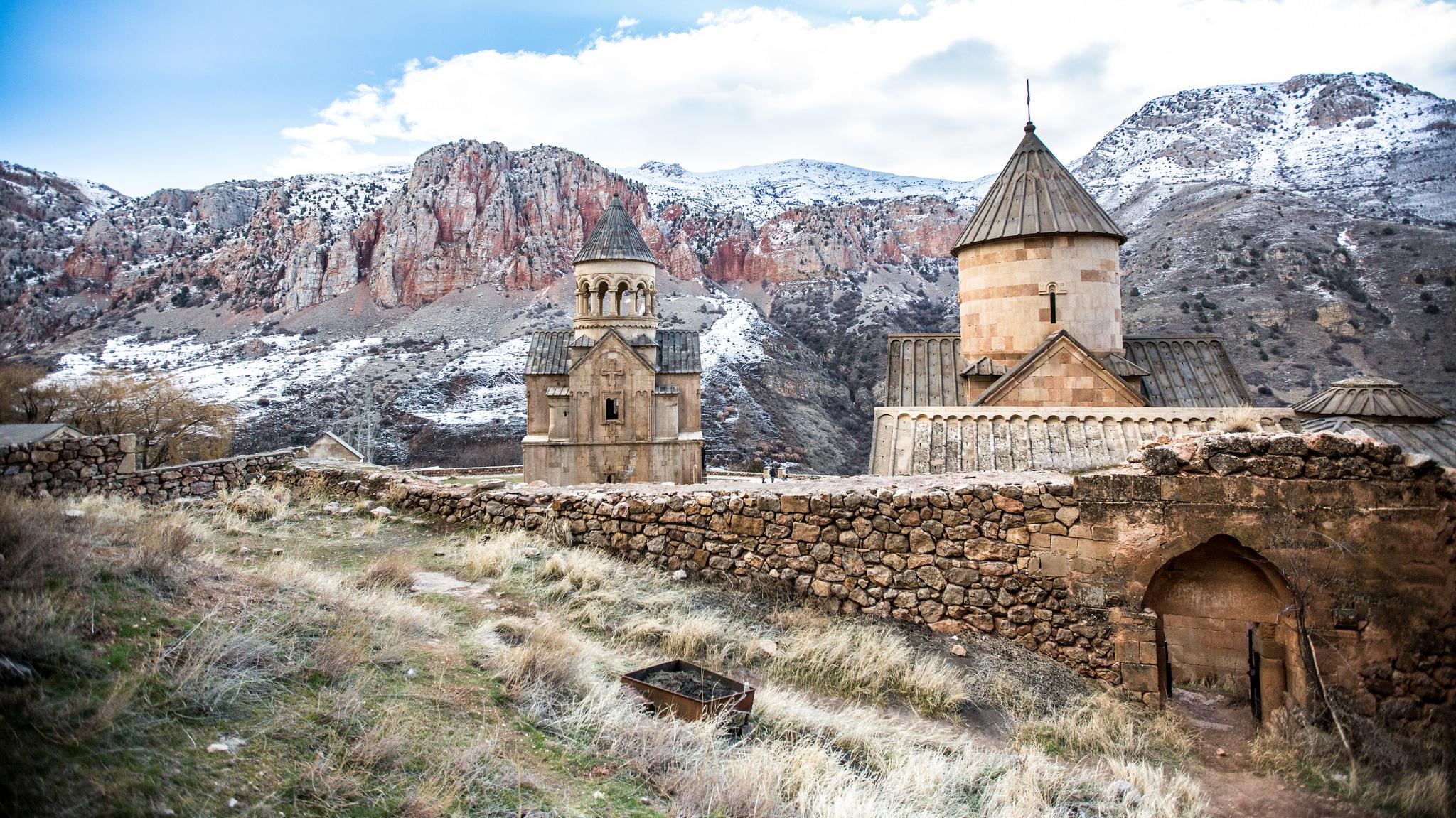 Монастырский комплекс Нораванк, Армения