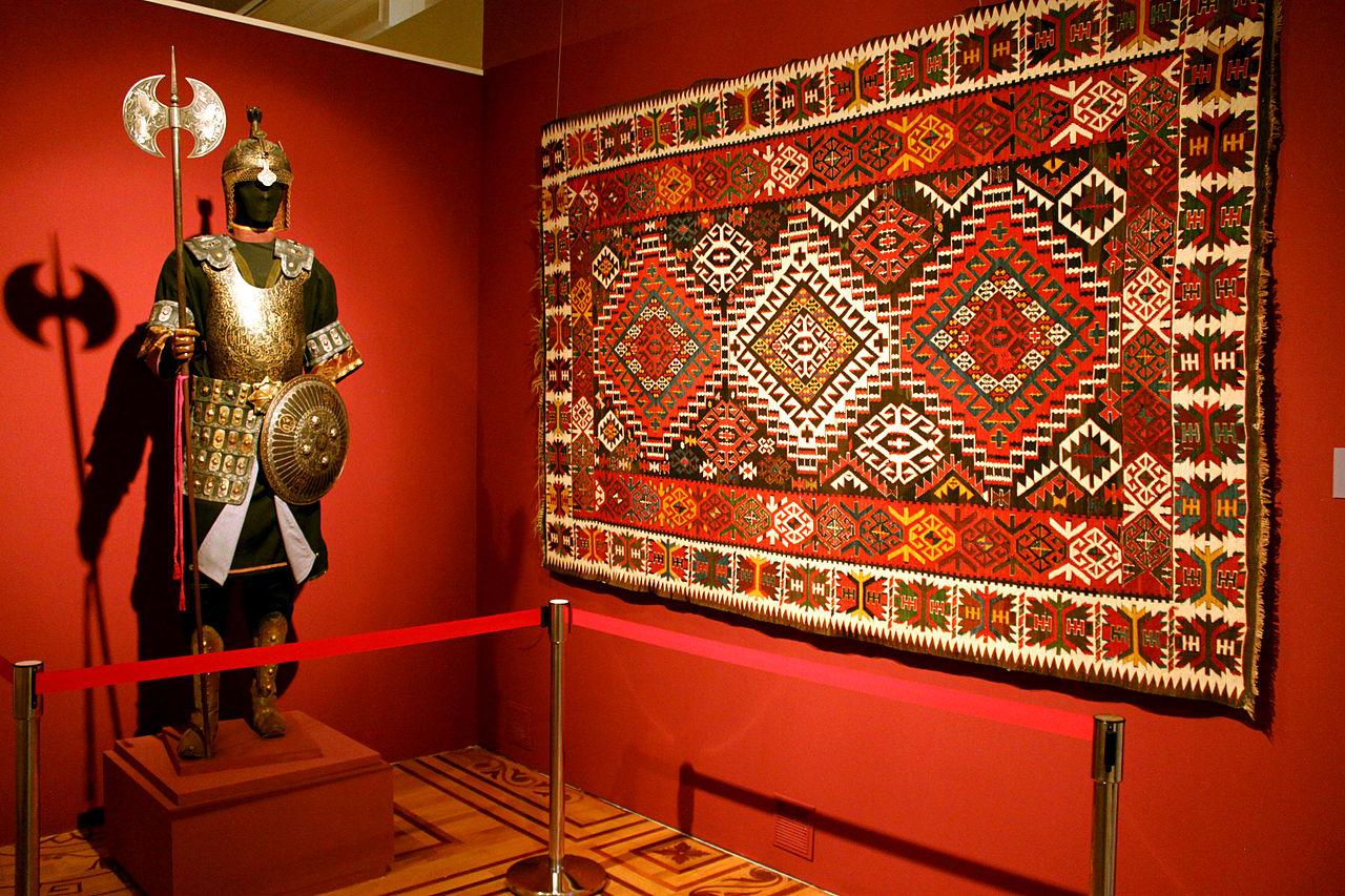 Музей искусств Азербайджана, коллекция ковров