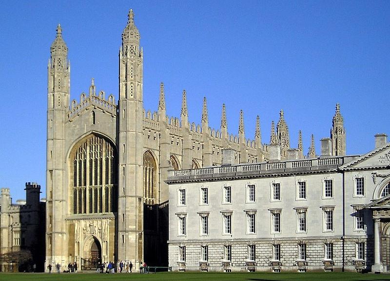 Королевский колледж, Кембридж